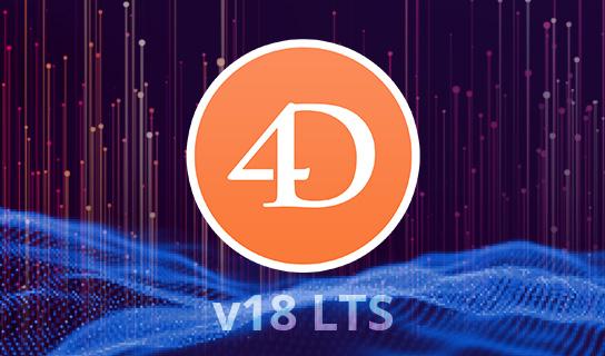 4D v 18 LTS