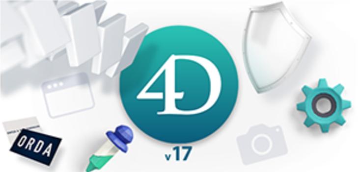 New in 4D v17